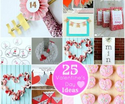 25 valentine ideas