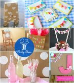 Great Ideas — 23 DIY Party Ideas!!
