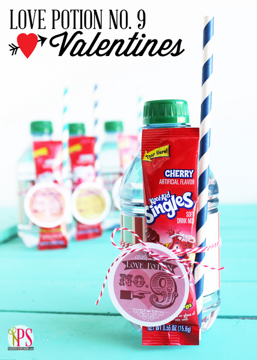 how to make a love potion for kids