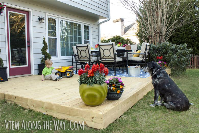 Great ideas 21 backyard projects for spring tatertots and