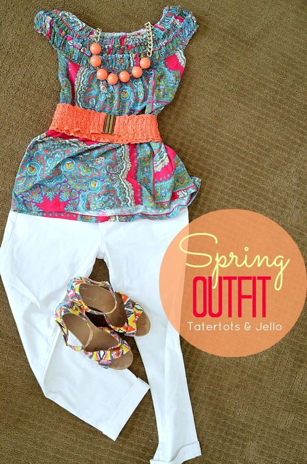 My Favorite Spring Outfit and Win $250 Toward a New Spring Outfit for YOU!