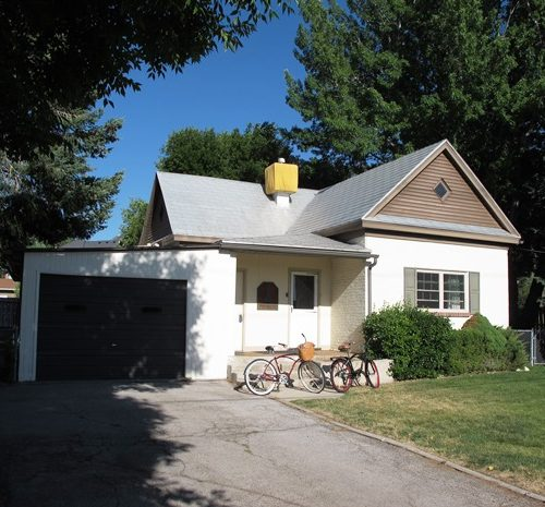 1905 cottage before