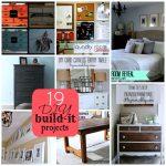 Great Ideas — 19 DIY Build-It Projects!!