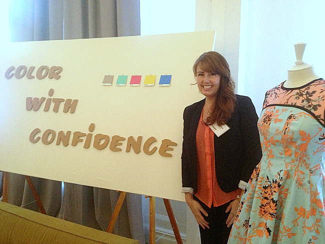 Using Colour With Confidence: Color With Confidence -- A DIY Challenge With Lowes