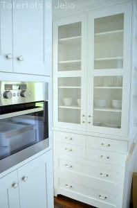 1905 cottage cabinets at tatertots and jello