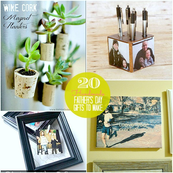 Great Ideas Diy Father 39 S Day Gift Ideas