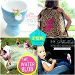 Great Ideas — 21 FUN Summertime Activities!