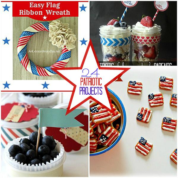 24 patriotic projects