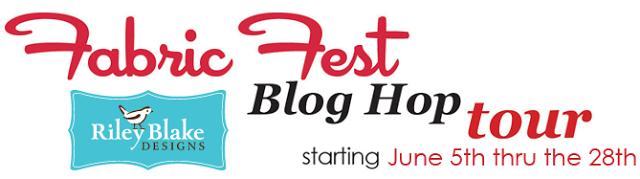 blog hop tour