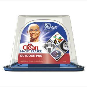 mr clean magic eraser outdoor pro