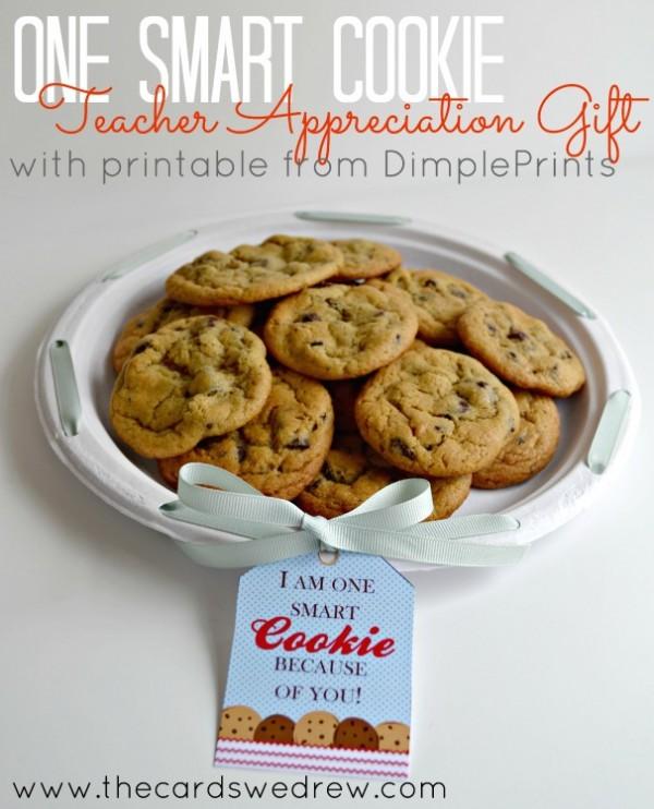 one smart cookie printable