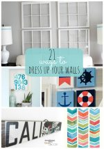 Great Ideas — 21 Ways to Dress Up Your Walls