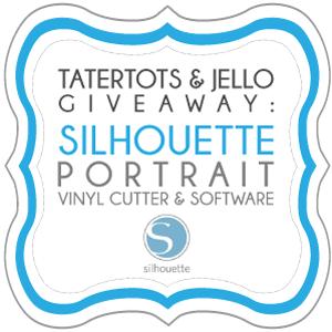 silhouette portrait giveaway