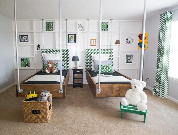 infarrantly.creative.green and blackroom