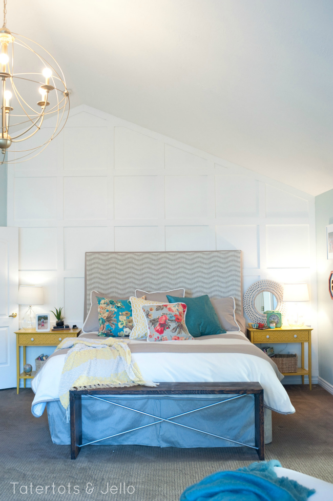 master bedroom 30 day makeover at tatertots and jello