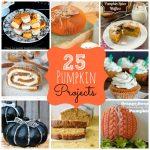 Great Ideas — 25 Fall Pumpkin Projects (Part 2)!