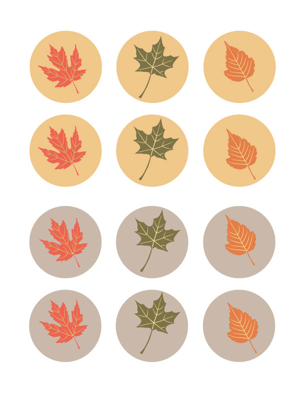 autumn-party-medallions