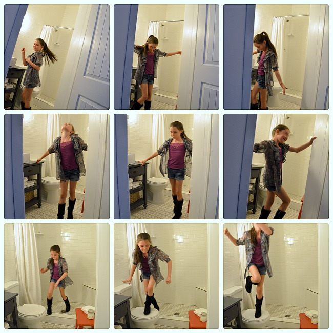 bathroom fan dance edited