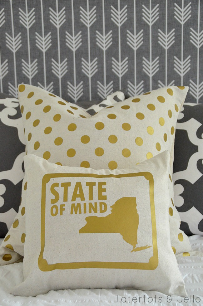 new york state pillow and printables at tatertots and jello