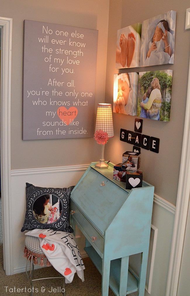 nursery nook adoption