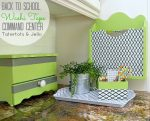 Back to School Project — Create an Organized Homework Station with Washi Tape! #ScotchBTS