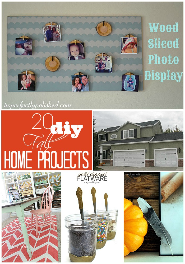 20 diy fall home projects at tatertots and jello