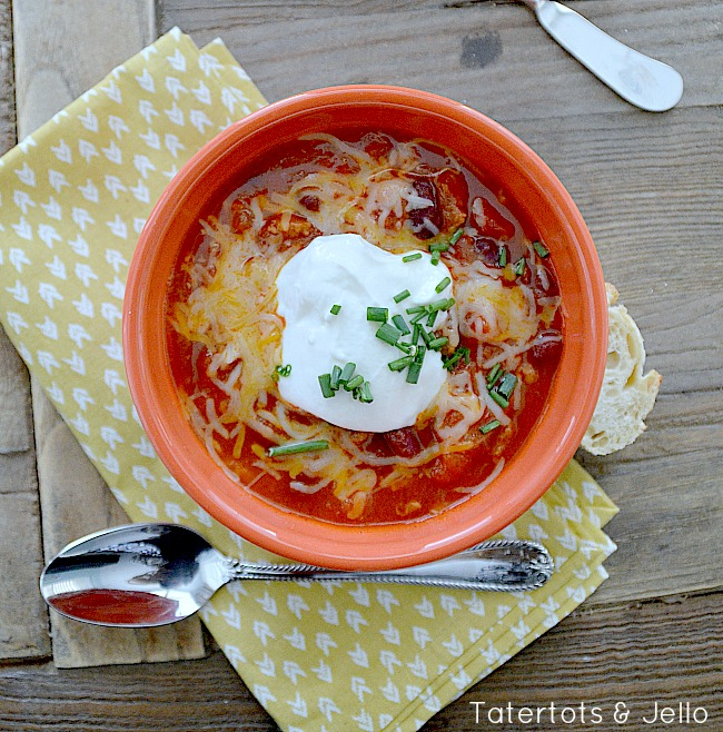 Easy and Delicious Slow Cooker Pumpkin Chili