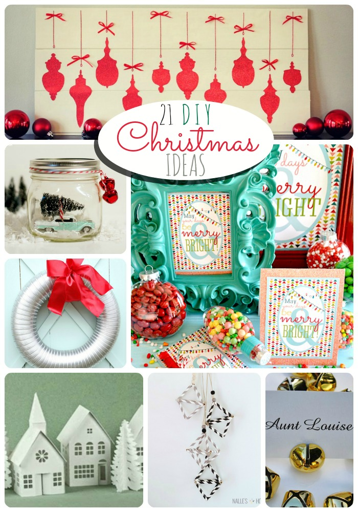 Great Ideas Diy Christmas Projects: perfect christmas gifts for mom