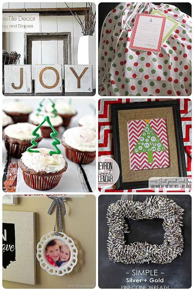 Happy Holidays Collage Week 2