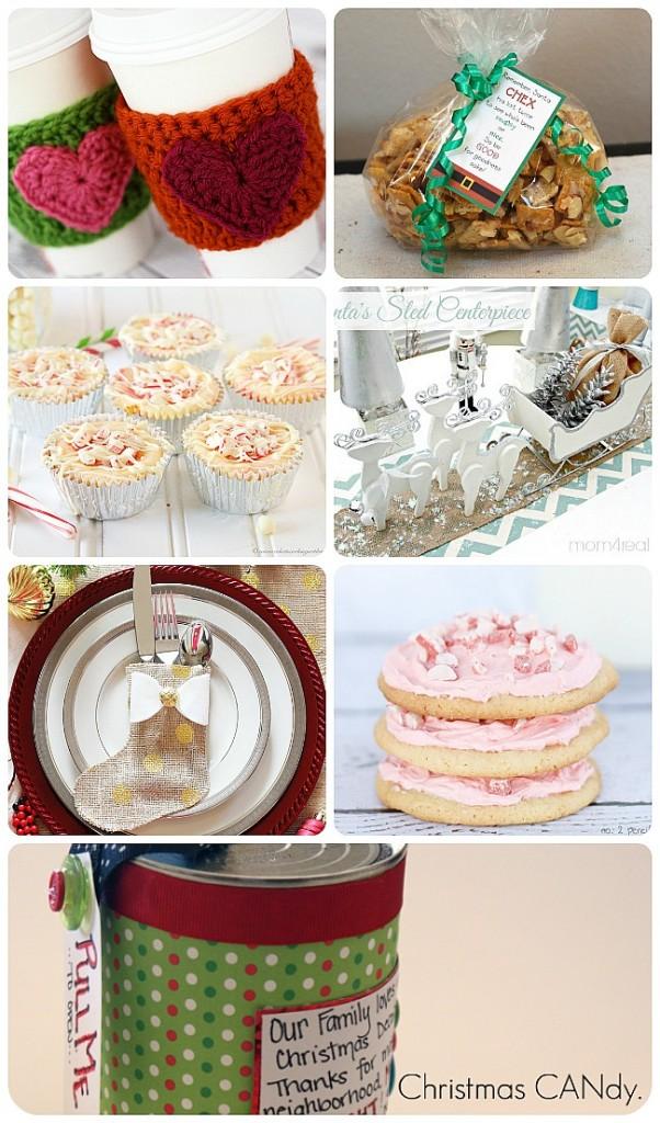 Happy Holidays Week 3 Collage