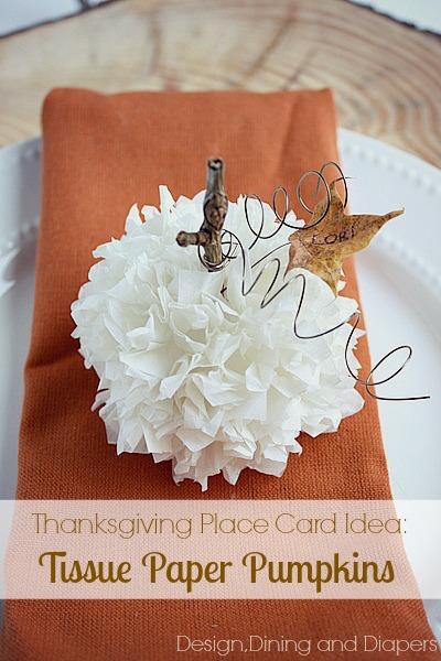 Tissue-Paper-Pumpkin-Place-Cards-via-@tarynatddd