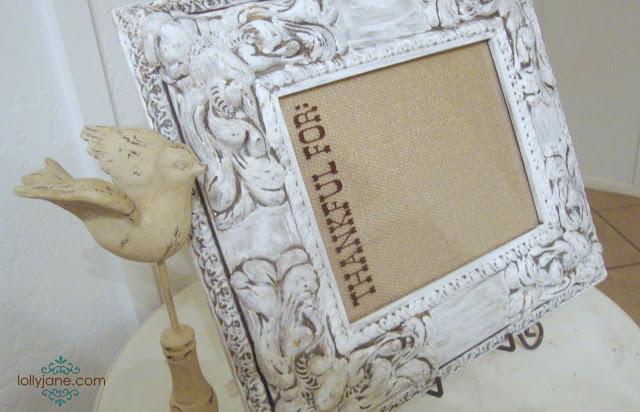 dry erase picture frame #gluenglitter (1)