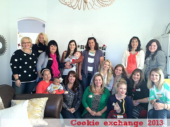 cookie exchange 2013