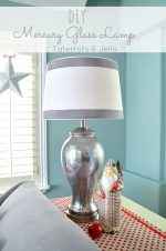 """How to Create """"Faux"""" Mercury Glass with Krylon's Looking Glass Spray Paint!"""