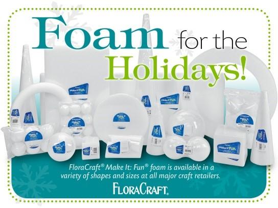 foamfortheholidays