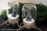 Happy Holidays: Waterless Snow Globes