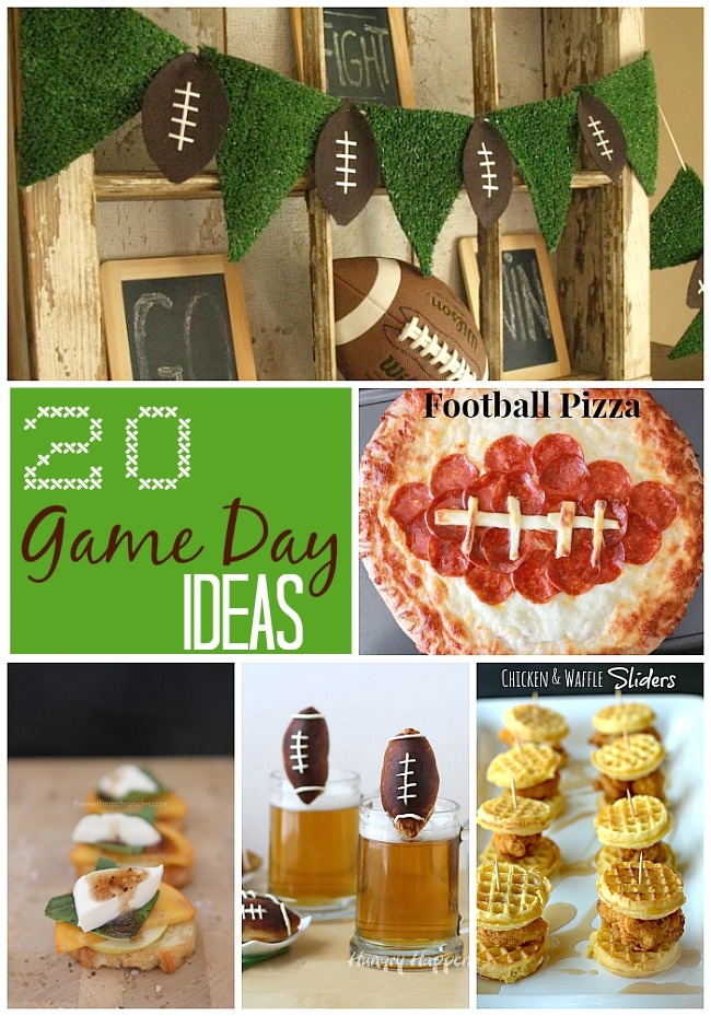 Great ideas game day