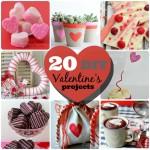 Great Ideas — 20 DIY Valentine Ideas!