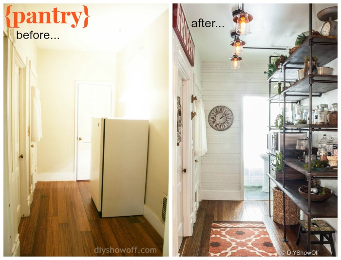 DIYShowOff-Open-Pantry-before-and-after-makeover