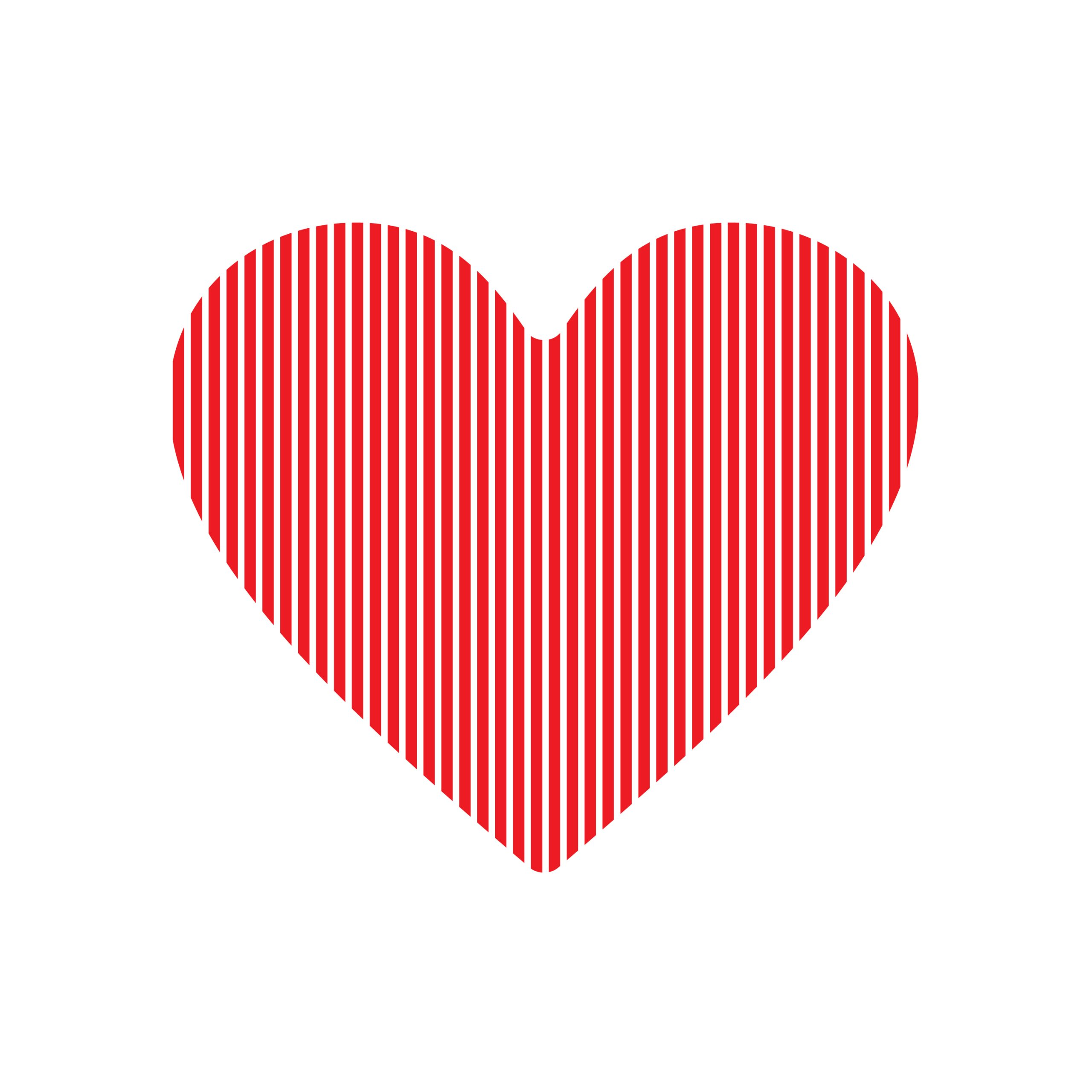 graphic relating to Heart Printable known as Valentines Working day Patterned Middle Printables #ShutterflyDecor