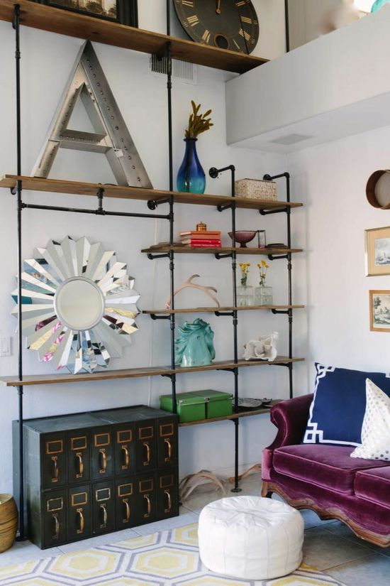 industrial shelves 2