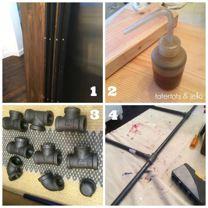 shelf assembly 1