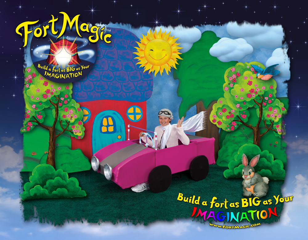 Fort Magic Car Final