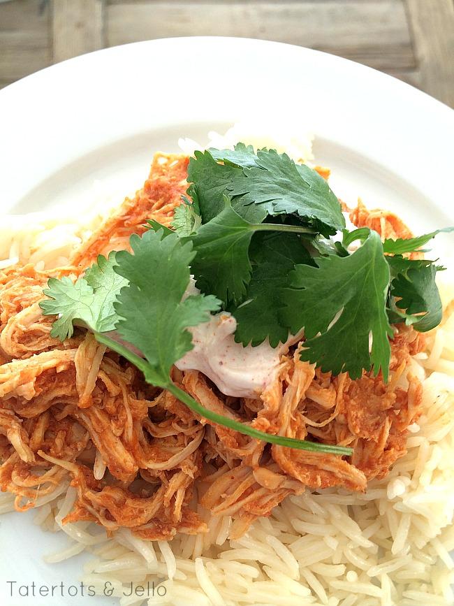 chicken tandoori slow cooker recipe