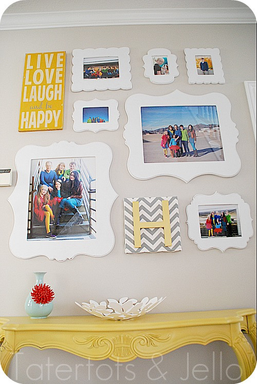 family-picture-wall