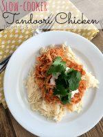 Slow Cooker Chicken Tandoori Recipe!
