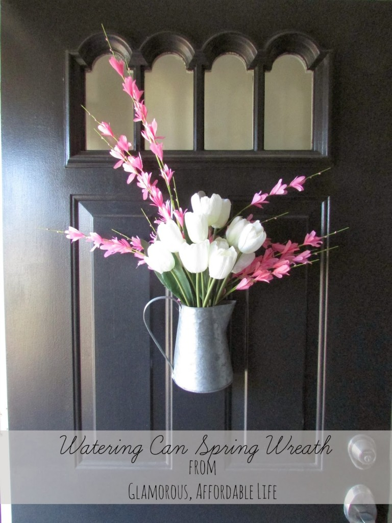 18 Spring Decor Ideas: Great Ideas -- 18 Spring DIY Projects