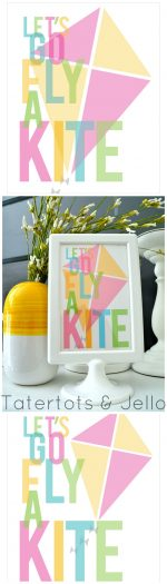 """Let's Go Fly A Kite"" Free Spring Printables!"