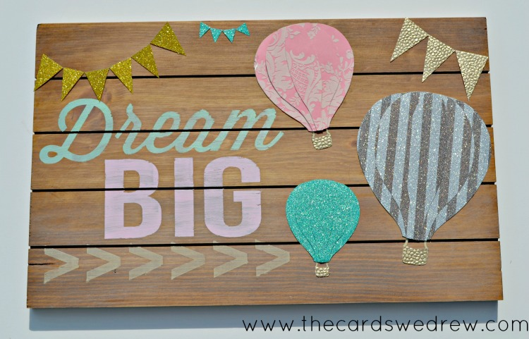 Dream-Big-Hot-Air-Balloon-Sign-with-Bunting1