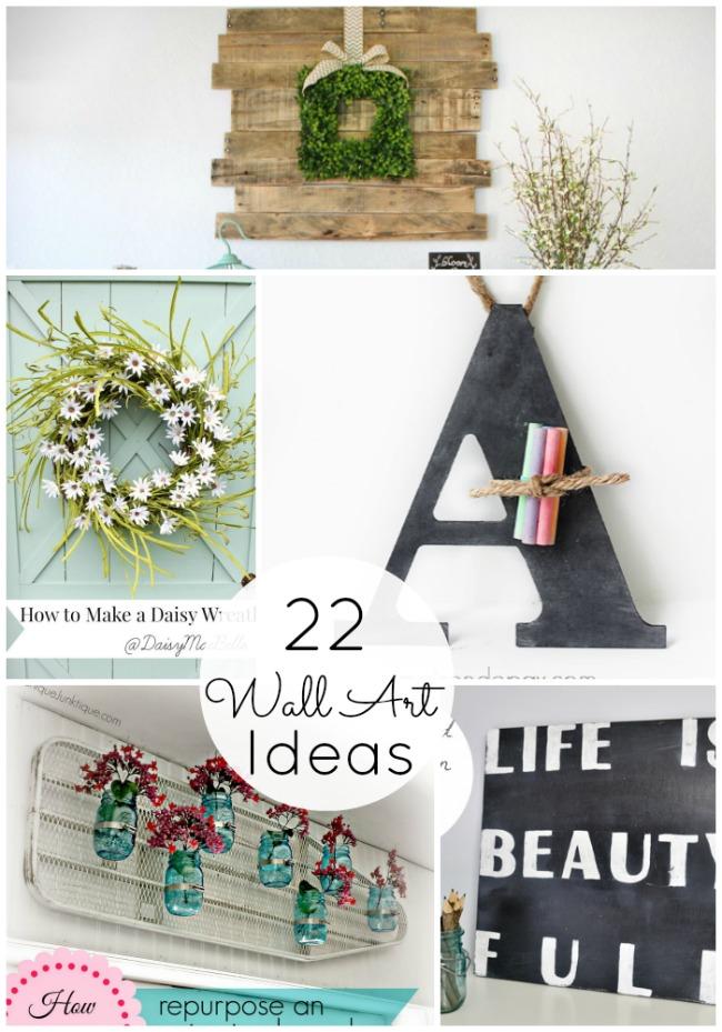 22 wall art ideas